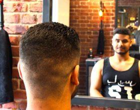 Haarschnitt 3