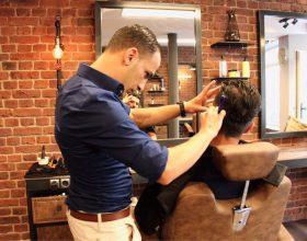 Haarschnitt 2